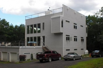 5 cool modern homes for sale in ulster county ny from for Building a house for 250k
