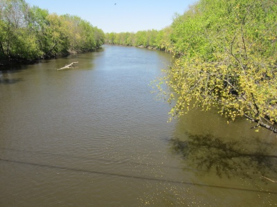 the Walkill River