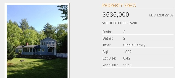Ulster County NY Real Estate