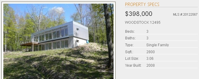 Home For Sale In Woodstock NY