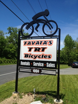 Favata's TRT Bicycles
