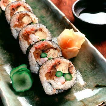 Ulster County NY Sushi Restaurants