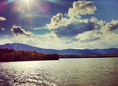 The Ashokan Reservoir Hudson Valley NY